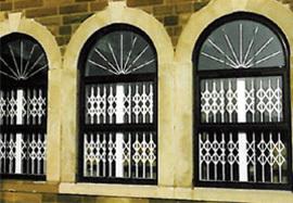 Window grille outside